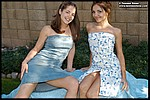 Tawnee Stone and her girlfriend strip out of their Sunday dresses from Tawnee Stone